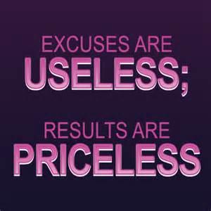 Excuses (6)