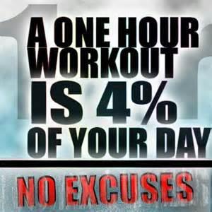 Excuses (4)